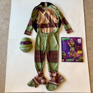 NWT New Costume Teenage Mutant Ninja Turtles 8-10